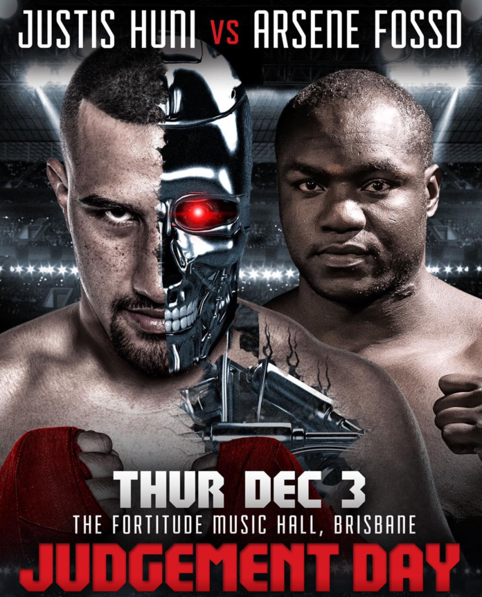 Watch Huni vs Fosso Live stream Boxing On Thursday 3 ...